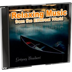Musiques de Relaxation Ethereal World - CD audio