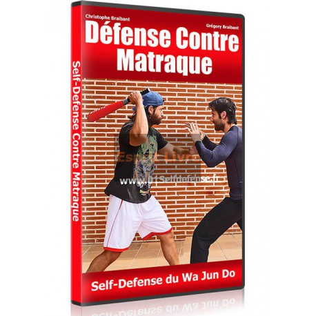 Self Defense contre Matraque