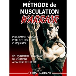 Méthode de Musculation WARRIOR - ebook